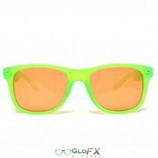 Spacebril GLOW green auburn