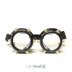 Bolt goggle clear diffraction