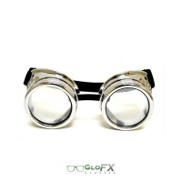 Chrome goggles spiral