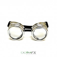 Chrome goggles spiral