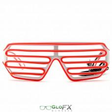 Shutter frame Red