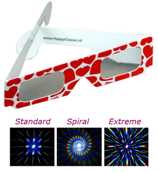 bril effecten